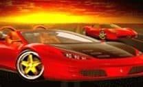 Decorar carros da Ferrari