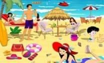 Decore A Praia De Verão