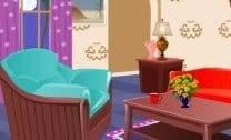 Decore a sala de estar