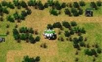 Defender Base na Floresta
