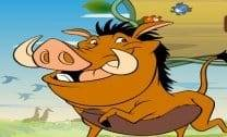 Desafio do Pumba