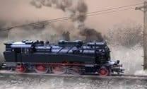 Desafio Do Trem A Vapor