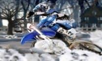 Desafio Moto De Inverno