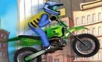 Desafios de Motocicleta