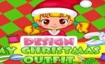 Desenhe A Roupa De Natal