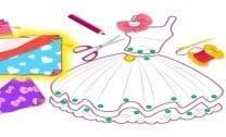 Desenhe Seu Vestido Da Hello Kitty
