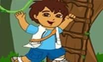 Diego no zoológico