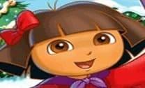 Diferenças entre as imagens da Dora