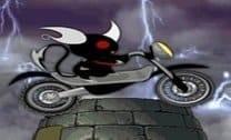 Dirigir a moto do morcego