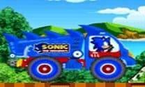 Dirigir caminhão com Sonic