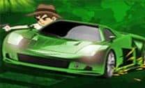 Dirigir carro do Ben 10