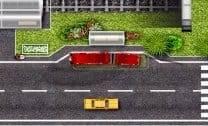 Dirigir Longo Ônibus