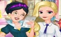Disney Princess Job Interview