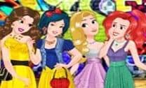 Disney Princess Modern Look