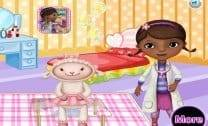 Doc McStuffins Decorando O Quarto