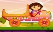 Doces com a Dora