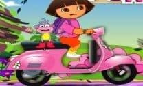 Dora Aventura na Scooter