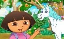 Dora e o Unicornio