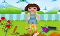 Dora Jardineira