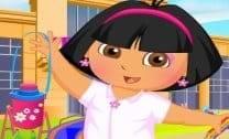 Dora na Aula