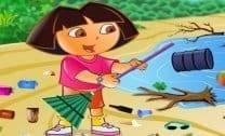 Dora na Praia