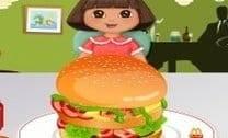 Dora No Mc Donalds