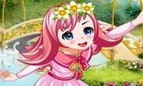 Elfa Alice Na Primavera