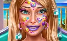 Ellie Instagram Makeup