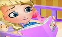 Elsa Hora De Dormir