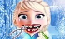Elsa No Dentista