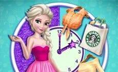 Elsa Round The Clock Fashionista