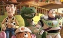 Encontrar objetos perdidos no cenário de Toy Story
