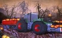 Entregando Abóboras No Halloween