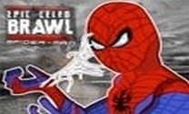 Epic Celeb Brawl Spider-Man