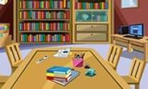Escape da Biblioteca Acadêmica
