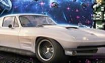 Estacionamento Carro Músculo Estrela