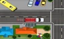 Estacionamento de ônibus