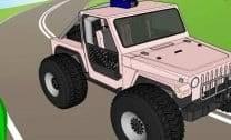 Estacionar Jeep Louco