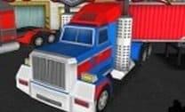 Estacionar super truck