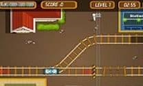 Estacionar Trem