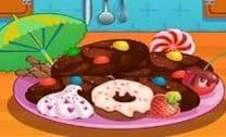 Fabricando Biscoitos De Chocolate