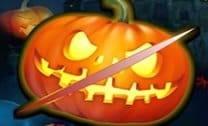 fatia de halloween