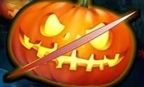 Fatie As Abóboras De Halloween