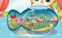 Fazendo o aquário