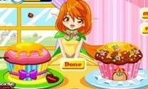 Fazer cupcakes mágicos