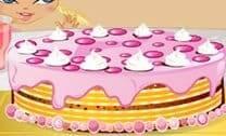 Fazer uma torta para sobremesa