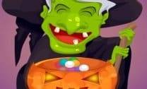 Feitiço Assustador De Halloween