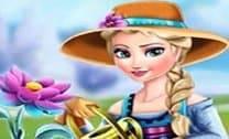 Flor do Gelo de Elsa