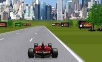 Fórmula 1 na Cidade 3D