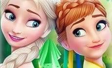 Frozen Sisters Facial